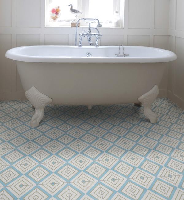 Darcy Encaustic Tiles - Ca'pietra