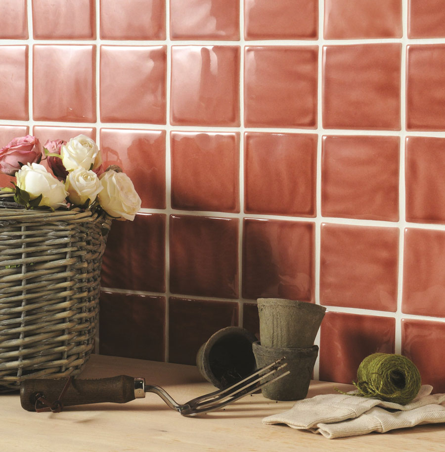 Classic Raspberry - The Winchester Tile Company