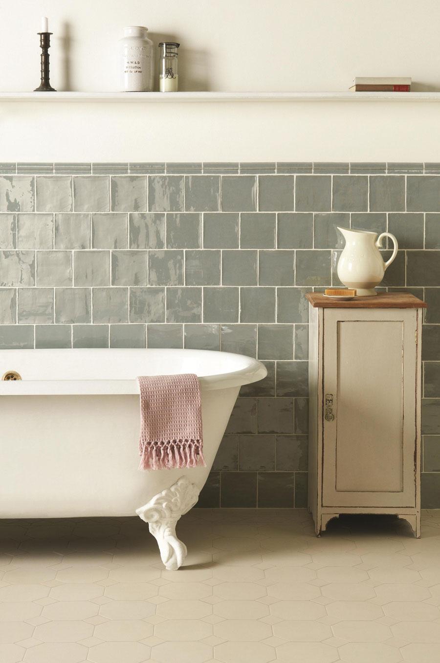 Metropolitan Lazul - The Winchester Tile Company