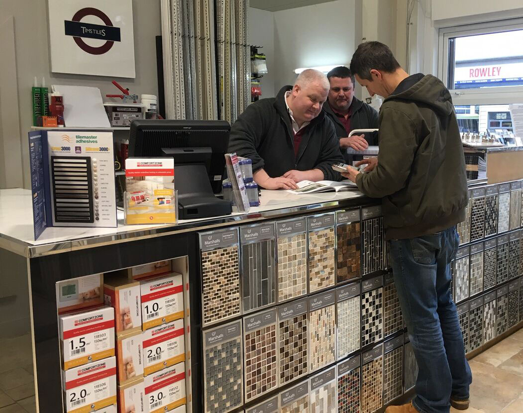 Tile Shop Poole