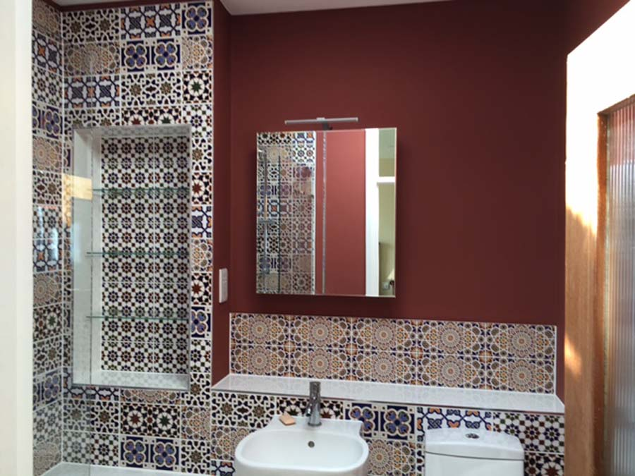 Bathroom Tiles