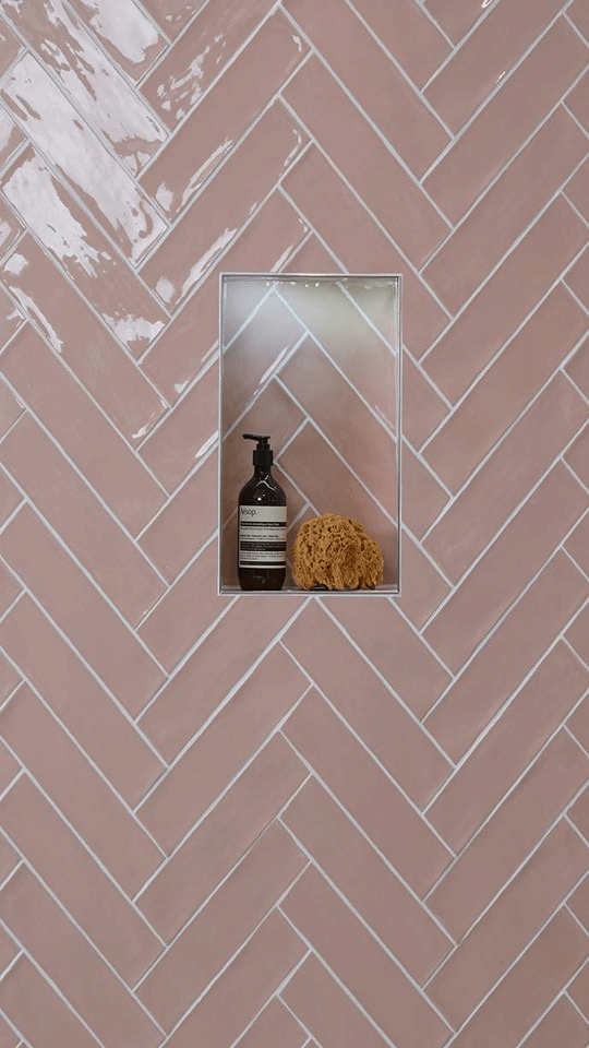 Carter Ceramic Pink
